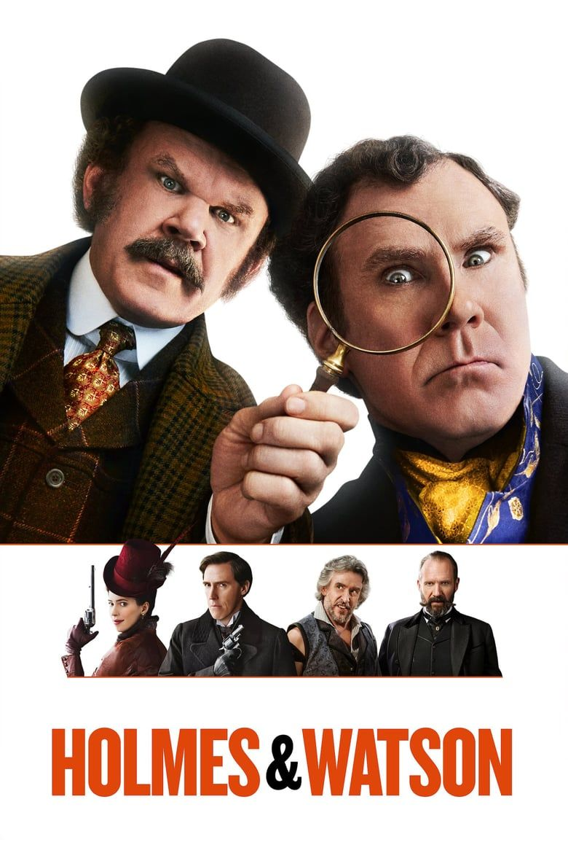 Holmes & Watson P E L I C U L A Completa