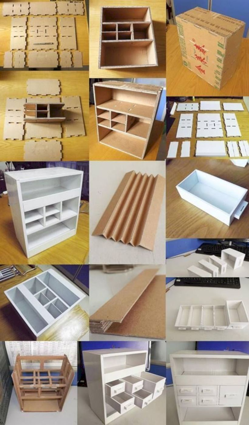 15 Brilliant And Easy Diy Crafting Hacks Diy Cardboard