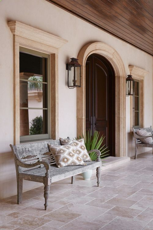 Como decorar un porche rustico trendy ideas para decorar el porche muebles de porche with como Como decorar un porche de casa