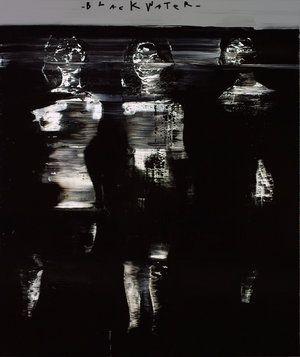 Reza Derakshani Black Water Series Black Water Water Black
