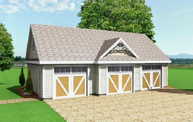 Design Connection LLC Garage Plans Garage Designs Plan detail – Garage Plans Online