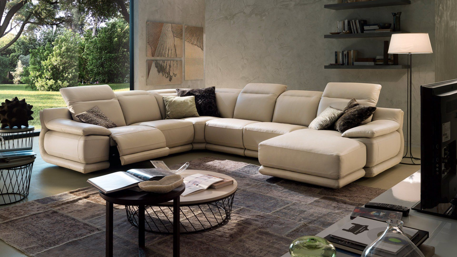 Indianapolis Sectional Sofas Living Room