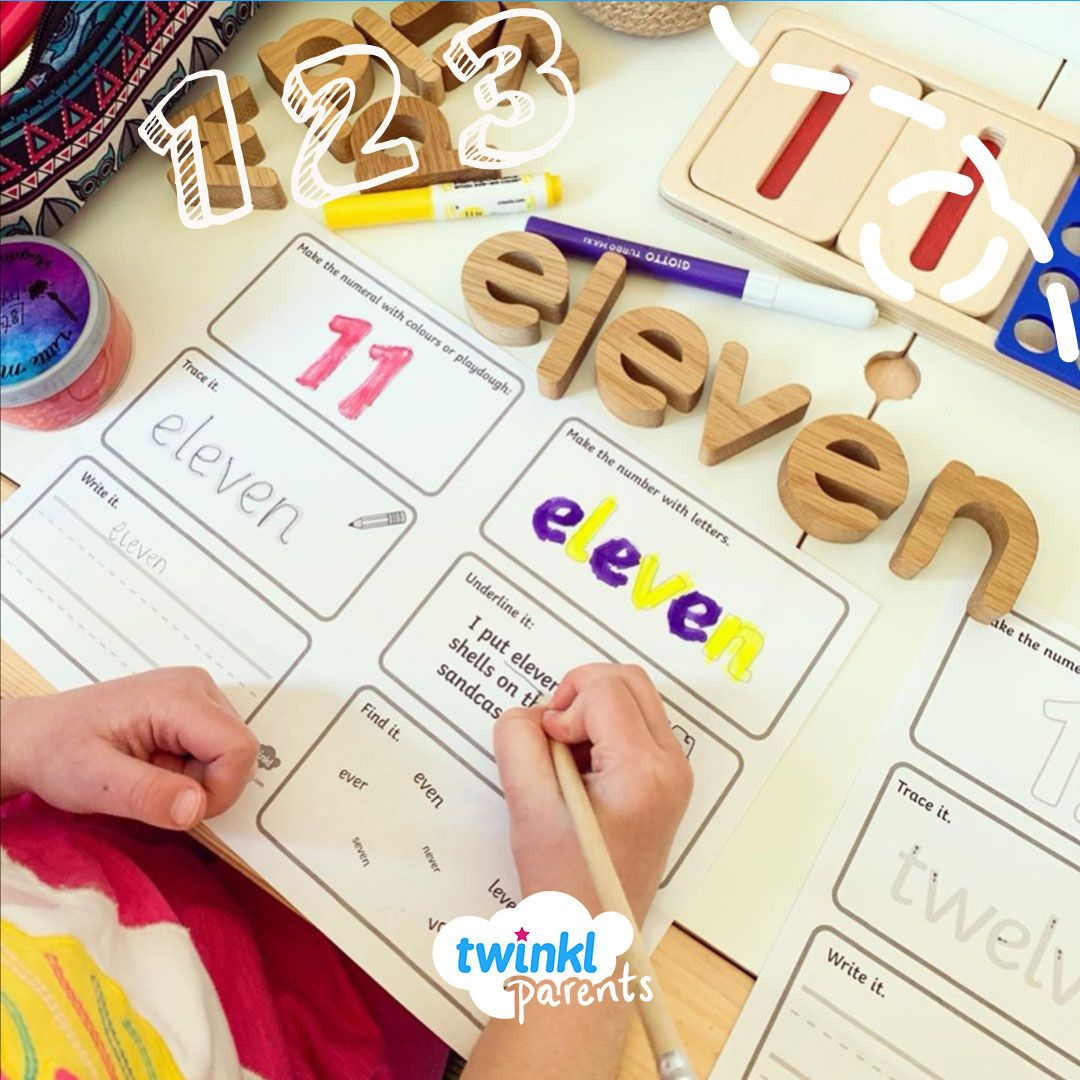 Number Words In