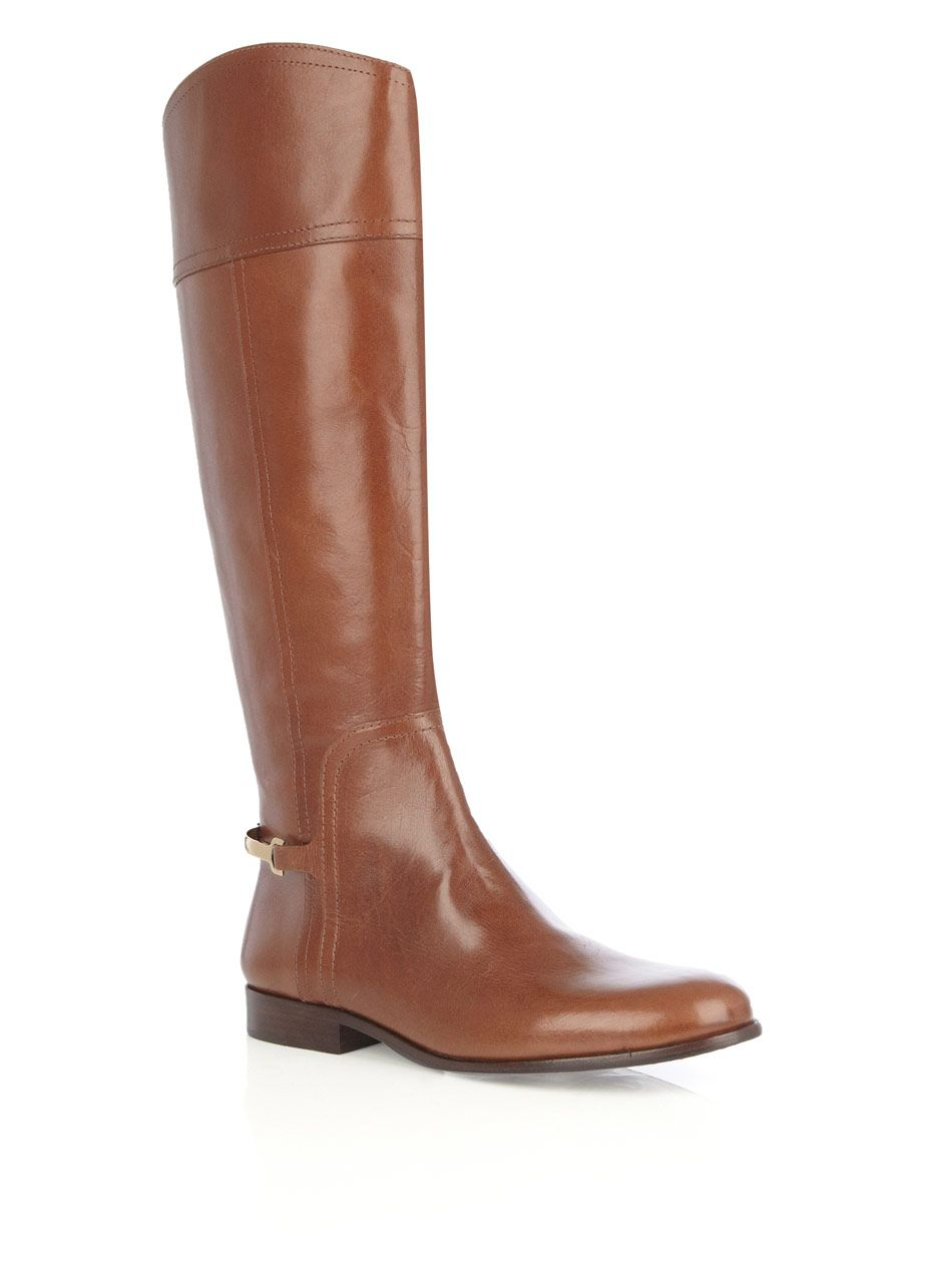 960704ed8233 Jess flat boots - Tory Burch
