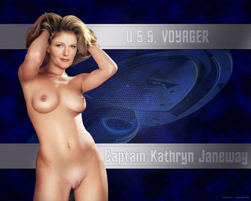 Generation nude star women trek klingon next
