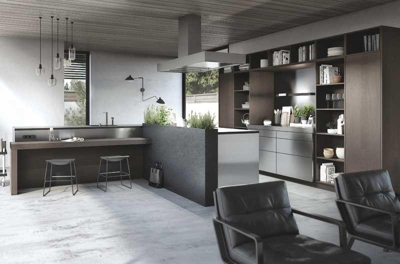 Cucine con Isola: spazio alla convivialità | Kitchen | Pinterest ...