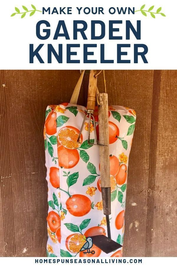 Garden Landscaping Curb Appeal Do your knees hurt from being on them so much working in your garden If so try making a DIY garden kneeler for some extra cushion and suppo...