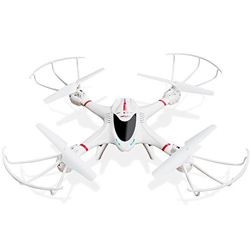 Dbpower Mjx X400w Fpv Drone With Wifi Camera Live Video Headless