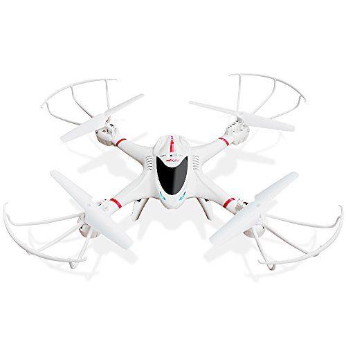 Dbpower Mjx X400w Fpv Drone With Wifi Camera Live Video Headless