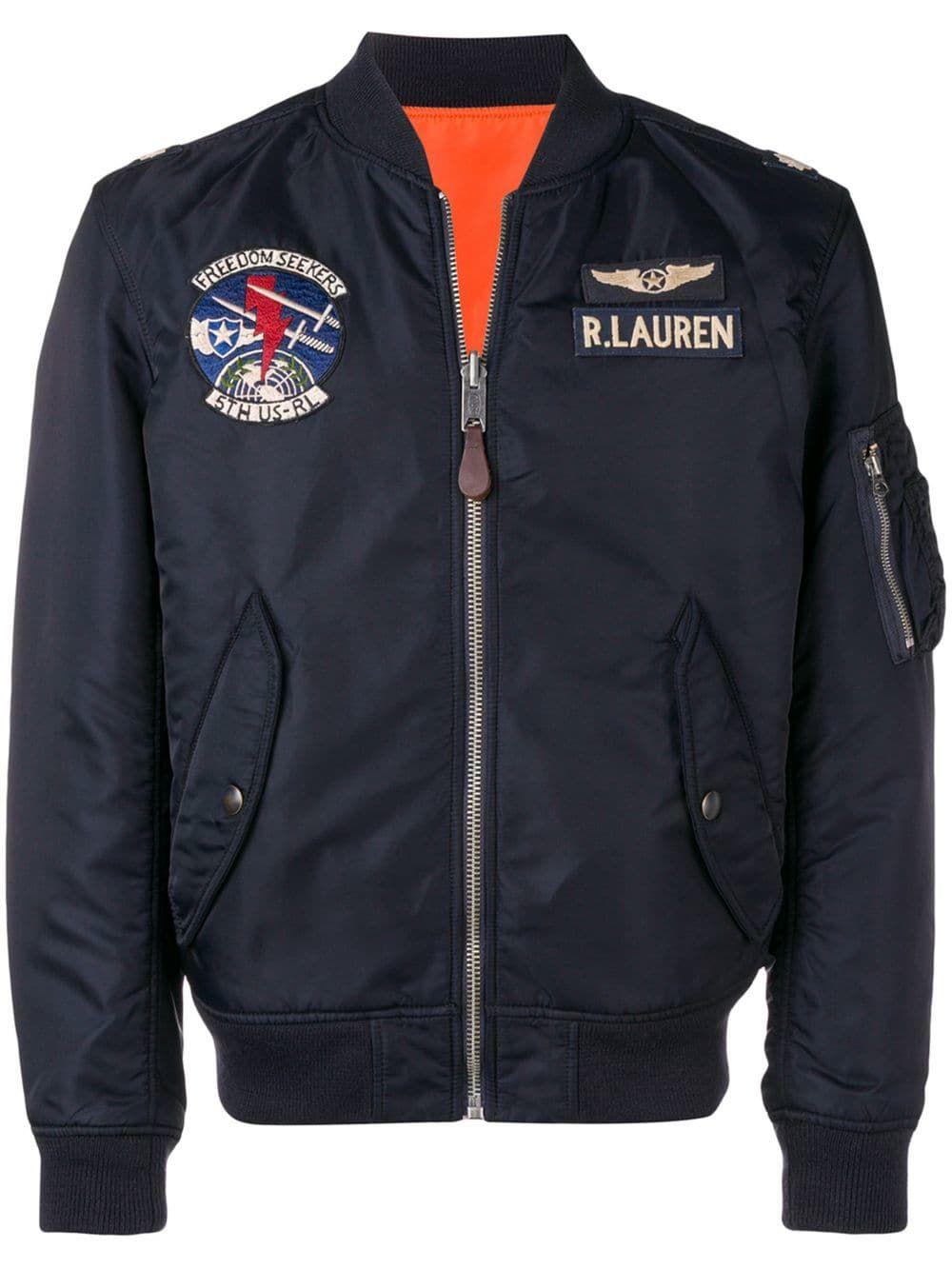 Polo Ralph Lauren Polo Ralph Lauren Pilot Bomber Jacket Blue Poloralphlauren Cloth Bomber Jacket Polo Ralph Lauren Jackets [ 1333 x 1000 Pixel ]