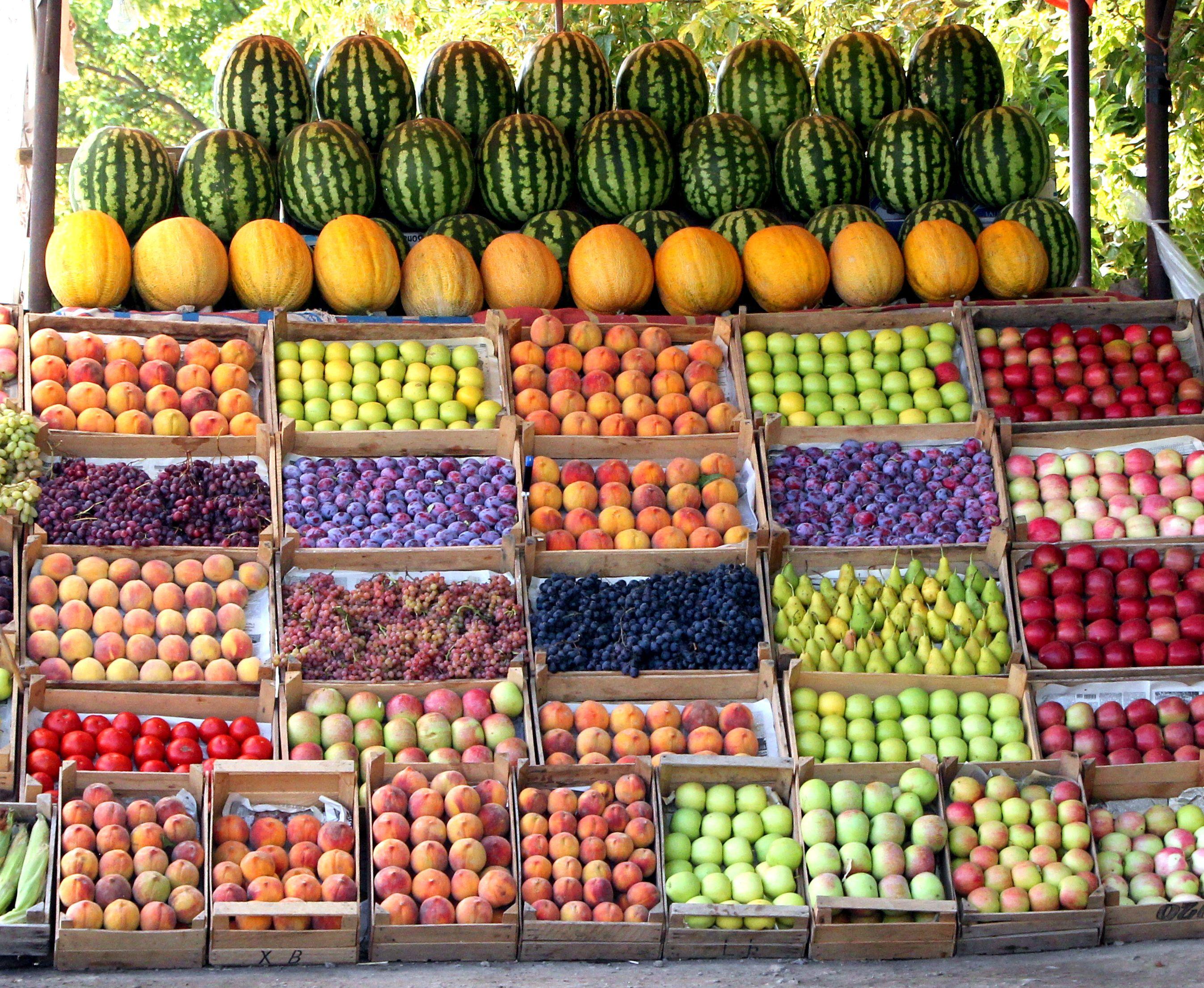 Fruit jpeg image 2694 2210 pixels scaled for Ararat armenian cuisine