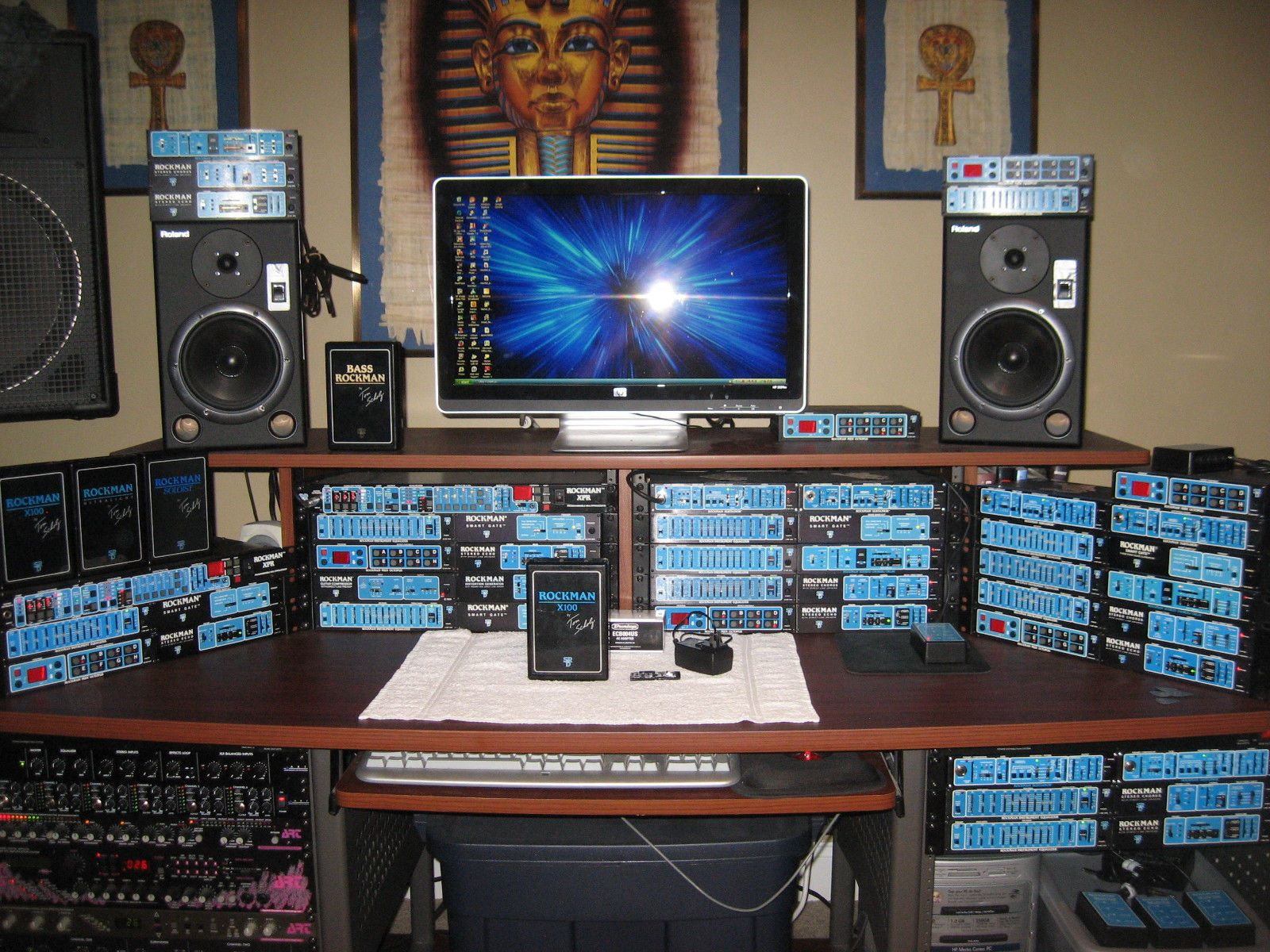 tom scholz rockman guitar pedals pedalboard types of guitar. Black Bedroom Furniture Sets. Home Design Ideas