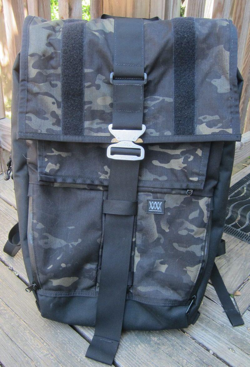 d18286f51b Mission Workshop Vandal Backpack Review - 10