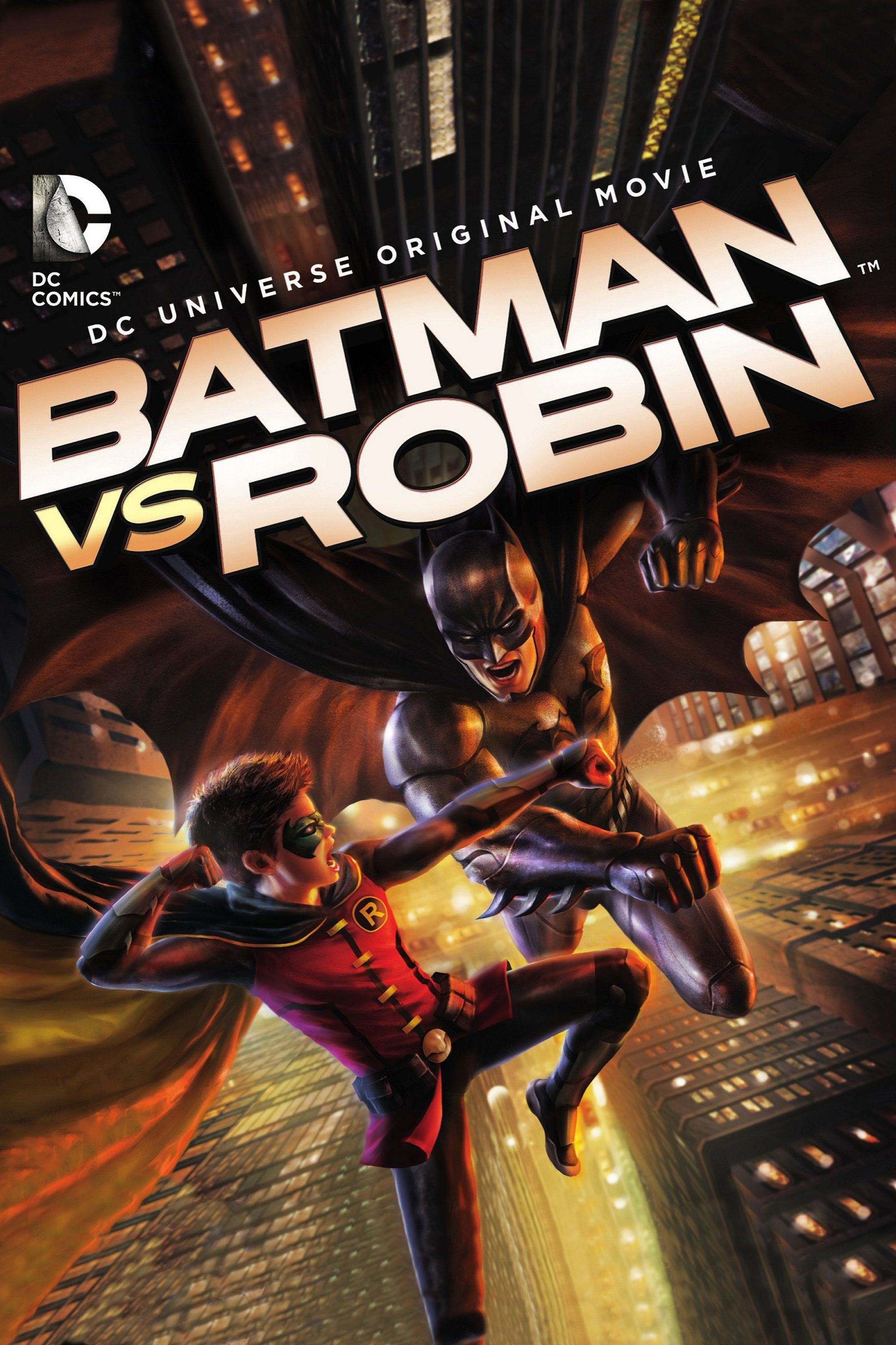 Batman Vs Robin I Loved This It Was Cool How They Combined