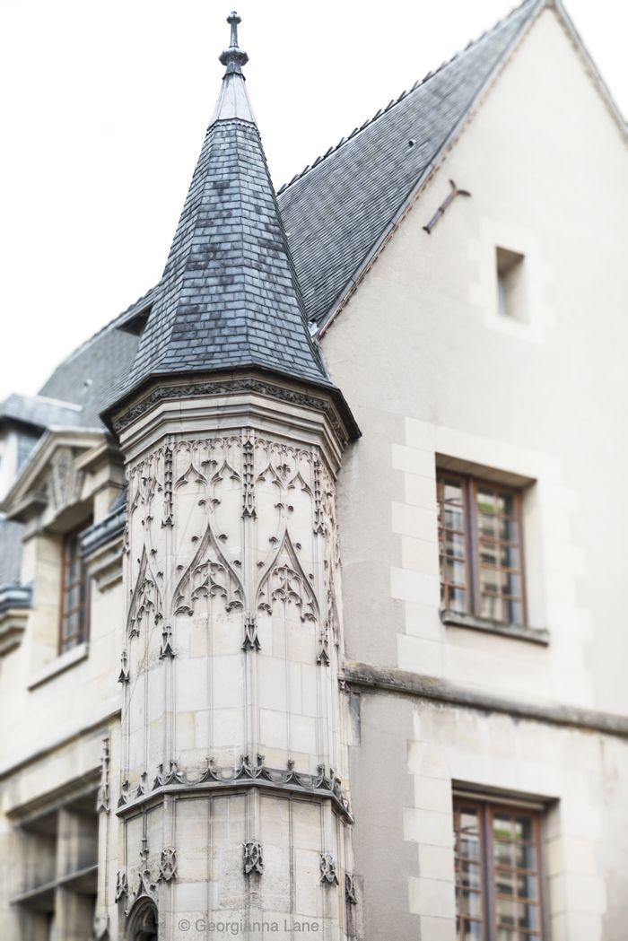 Turret Le Marais Paris By Georgianna Lane Paris Photography