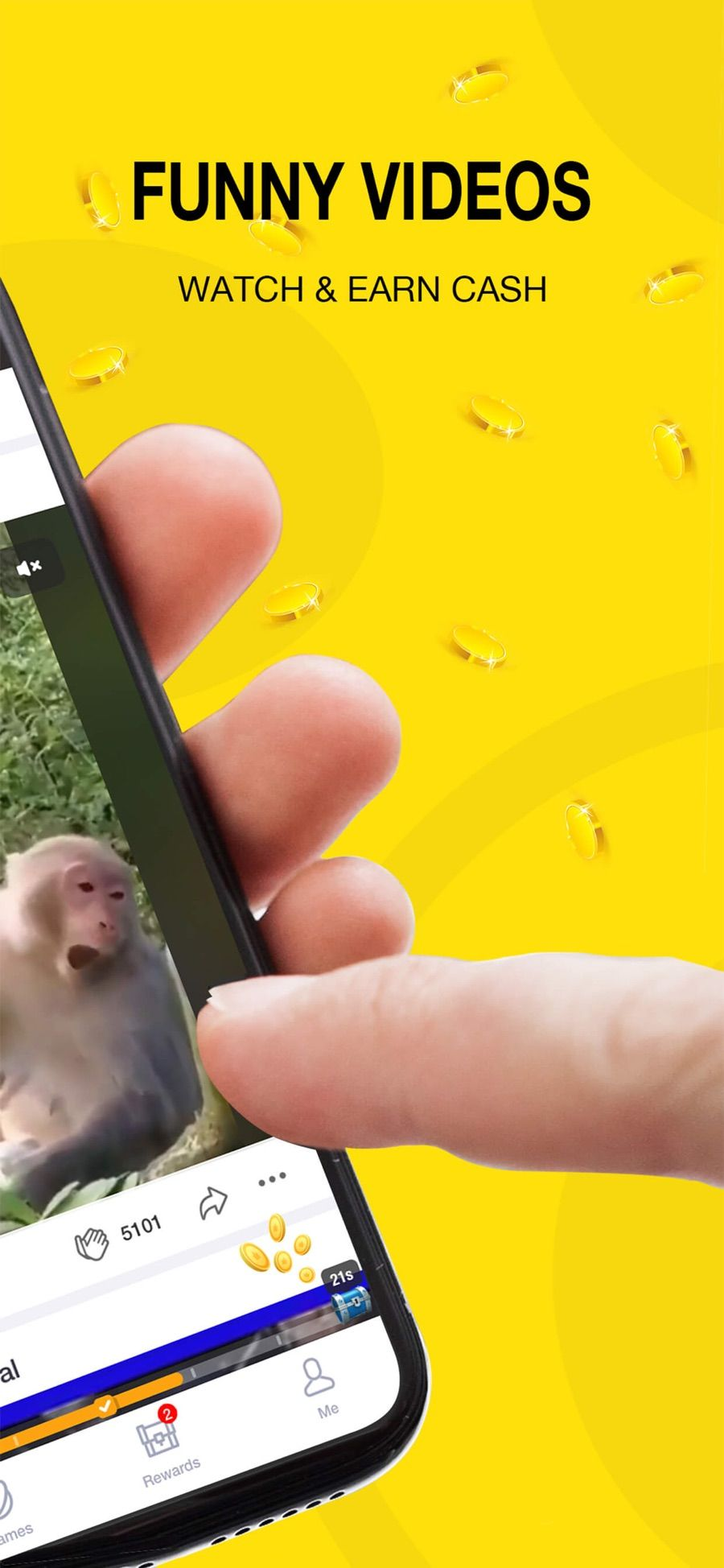 ‎ClipClaps Cash for Laughs on the App Store em 2020