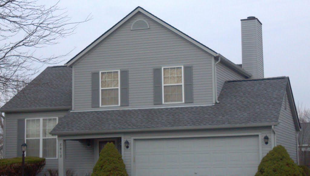Reynoldsburg, Ohio Roofing GAF Timberline Pewter Gray