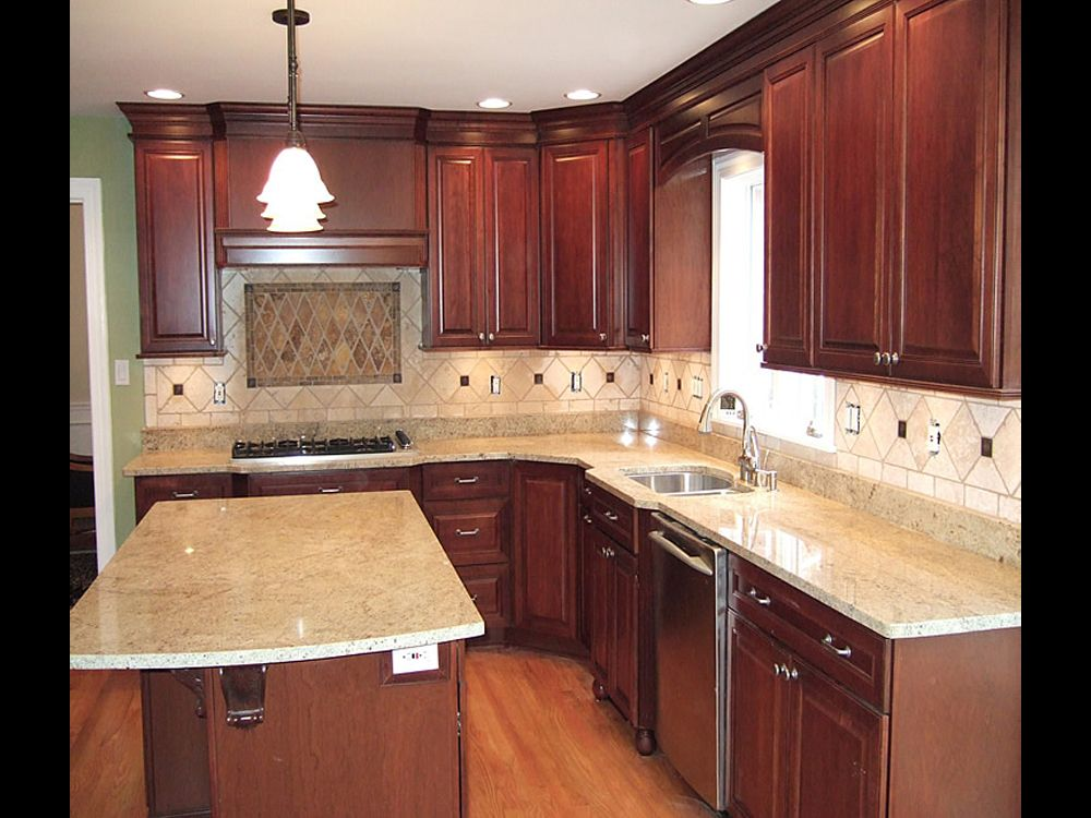 Kitchen Design Granite Countertops