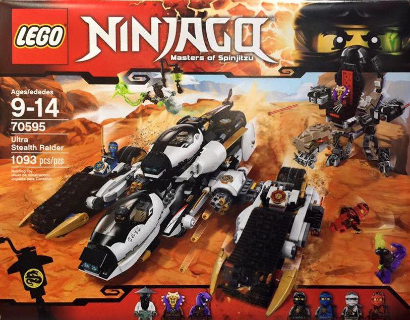 70595 Ultra Stealth Raider   Ninjago, Lego, Lego ninjago