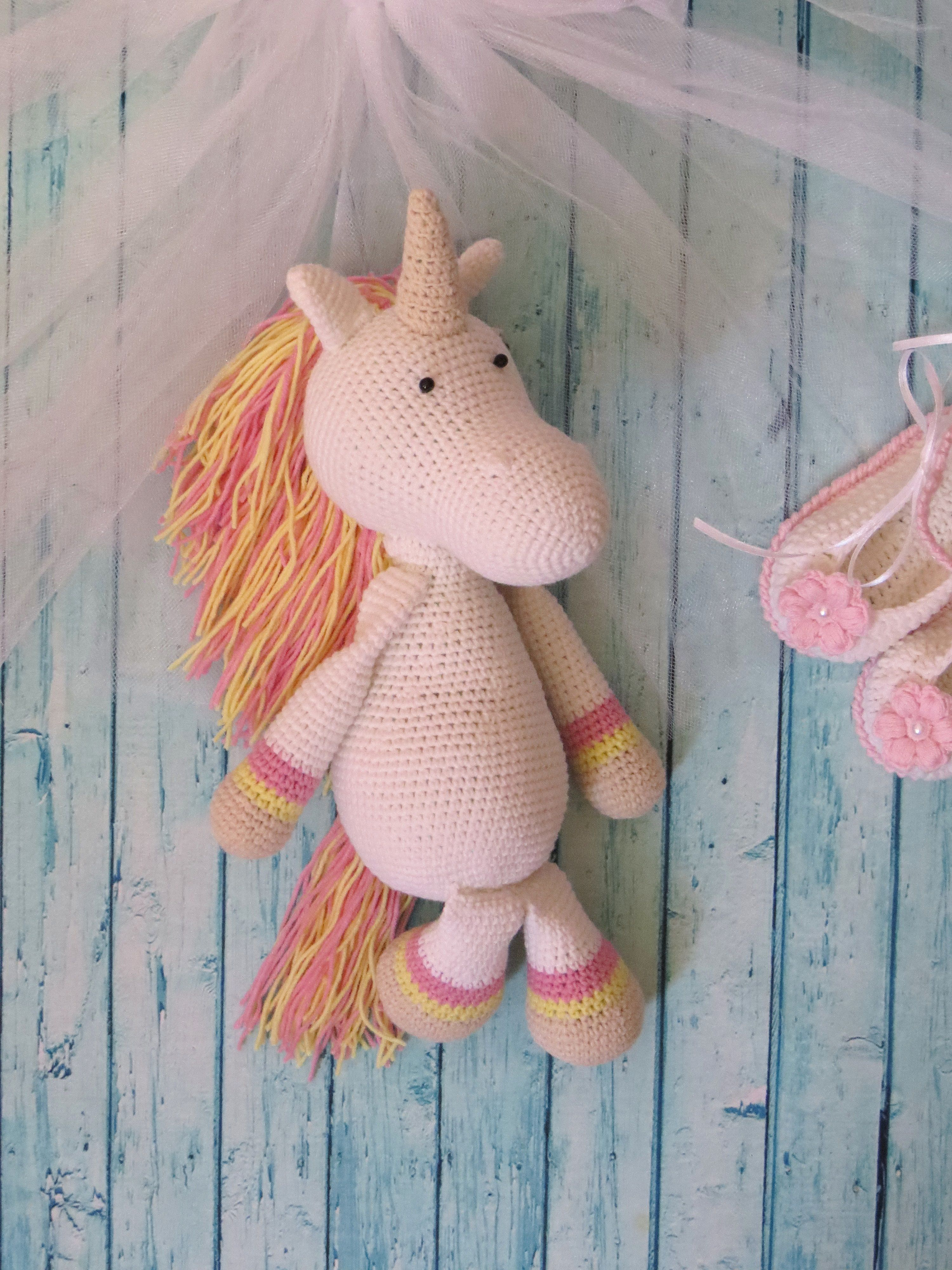 Unicorn toys images  Unicorn stuffed animal Stuffed unicorn Сrochet unicorn Unicorn