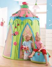 Stan na hranie Ružová víla - Stany a skrýše - Detská izba - Hračky a Detský nábytok- Detský Sen - Maxus