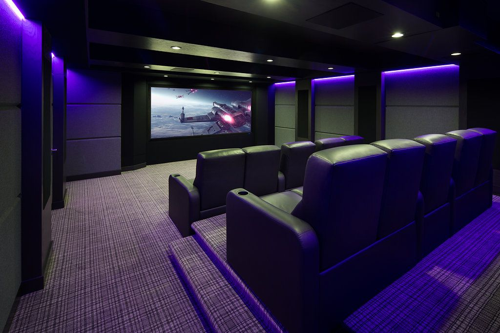 43+ Home theater lighting control ideas