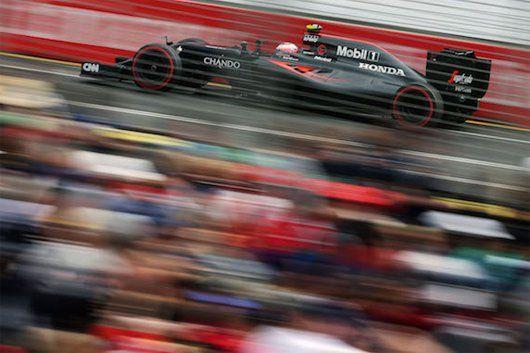 ジェンソン・バトン 「マクラーレンは開発レートを改善させなければならない」  [F1 / Formula 1]