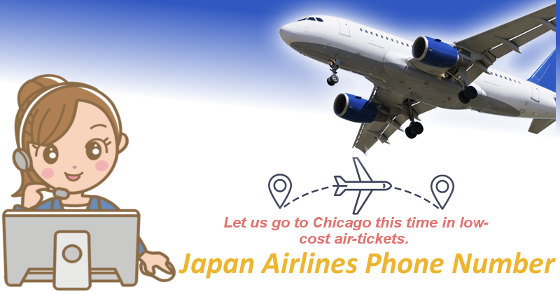Tickets to Chicago on Cheap Price, only at Japan Airlines