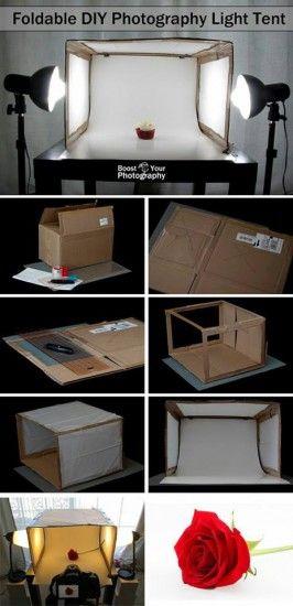 Membuat Studio Foto Mini Di Rumah Fotografi Pemula Teknik