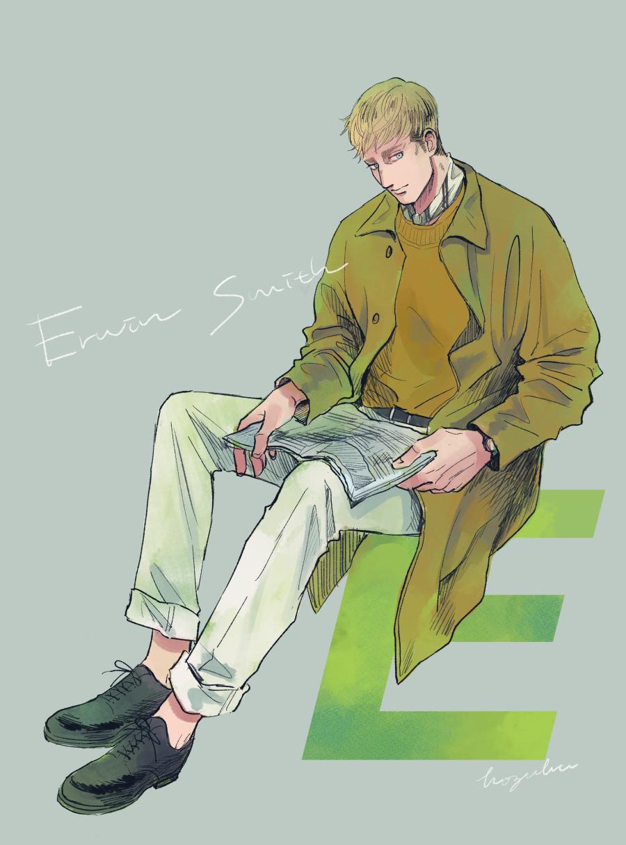 進撃の春服提案。 - kozuha_note