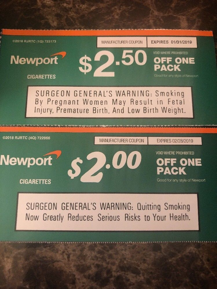 picture about Newports Coupons Printable identified as Pin upon Free of charge cigarettes