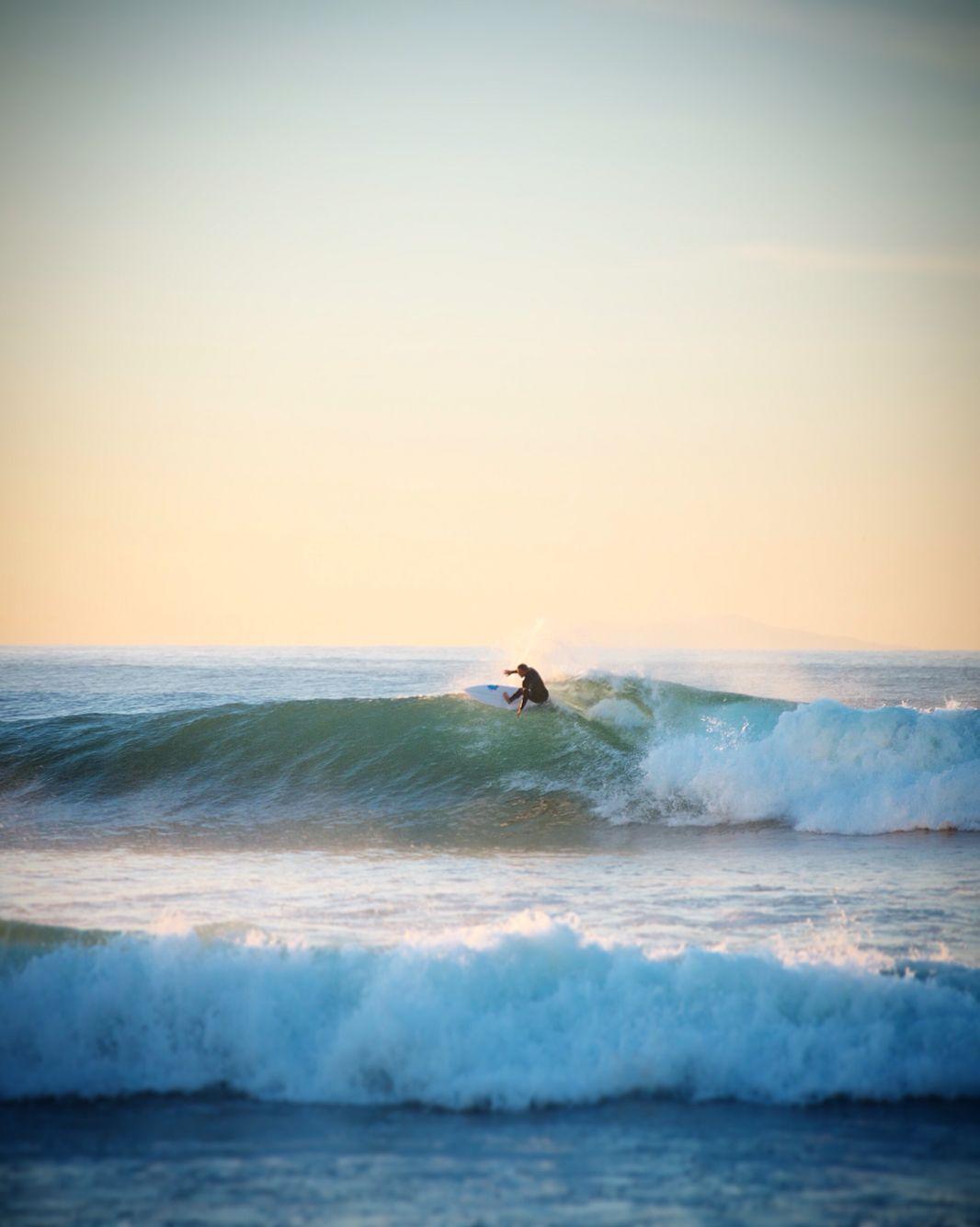 Santa Barbara surf culture. Rincon cove. Surf. Travel