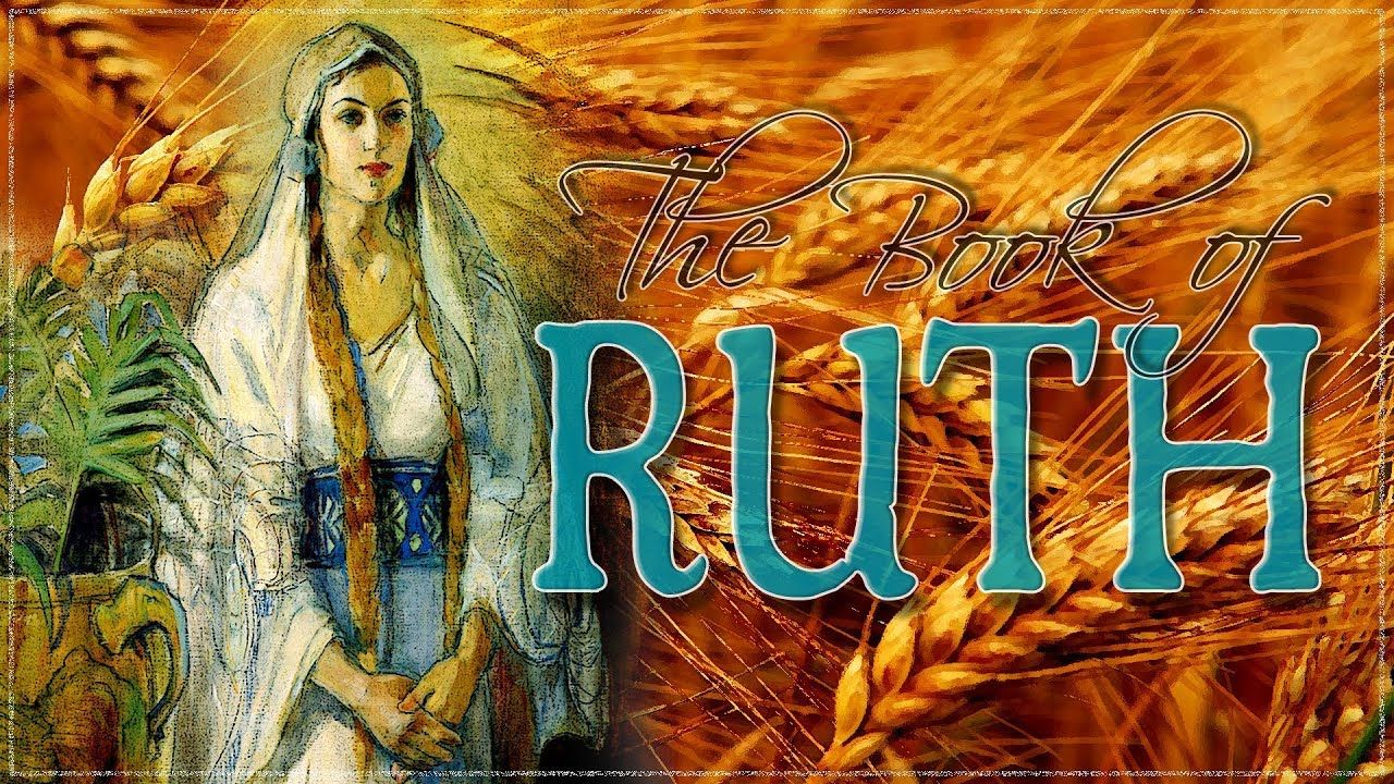 The Book of Ruth Bible in a year, Book of ruth, Video