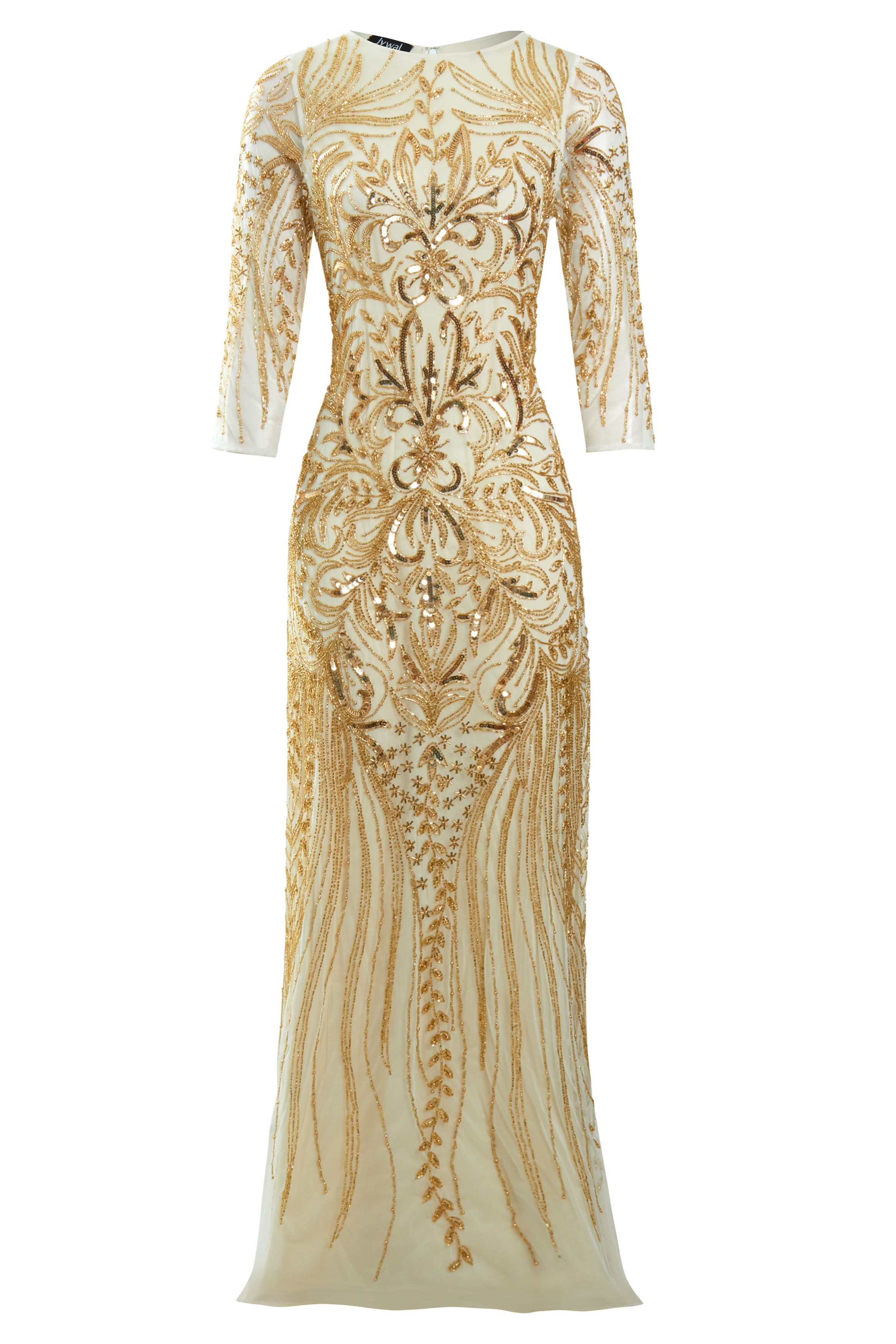 724c982660fe Tessy Embellished 1920s Great Gatsby Inspired