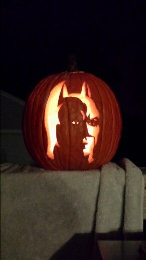 My first pumpkin carving ever!!  :-)
