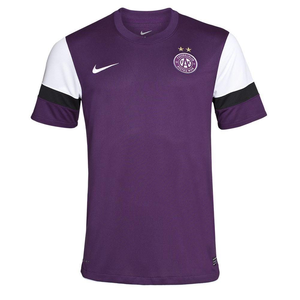 6235b610e0 FK Austria Wien (Austria) - 2011 2012 Nike Home Shirt