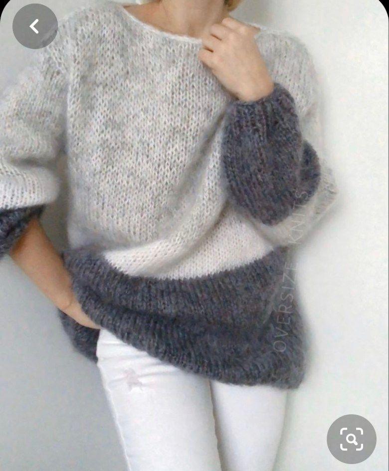 Photo of 50 sugestões de blusas de tricô feito à mão para mulheres – Blog da Mari Calegari