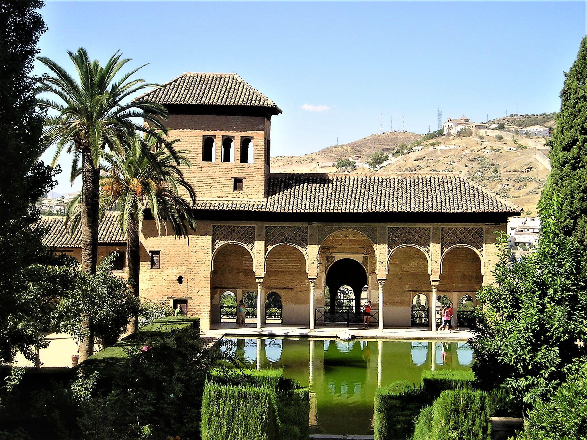 grenade jardin de lalhambra - Jardin De L Alhambra