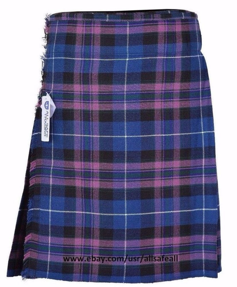 Pride Of Scotland Men's 5 Yard 13 Oz Casual Wear, Light