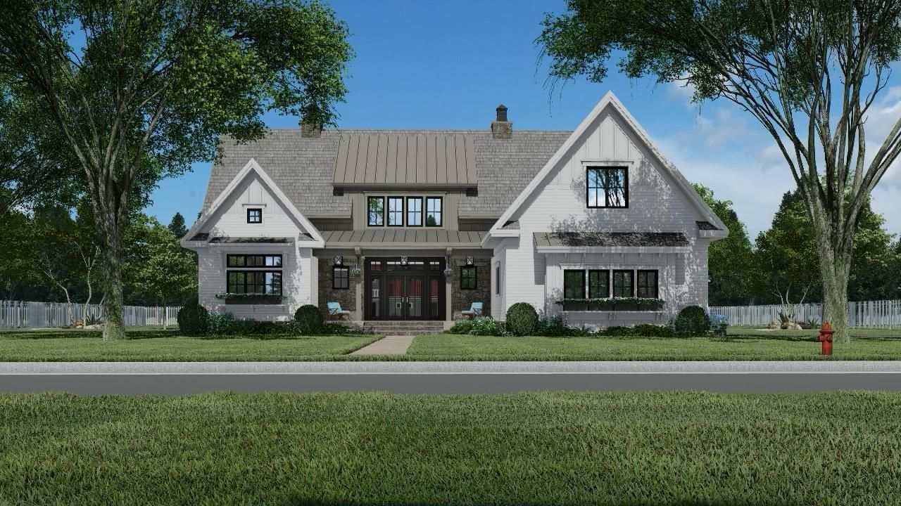 Rock Creek Stunning modern farmhouse with amenities that impress