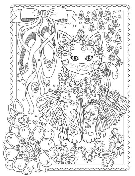 Hottest New Coloring Books: March 2017 Roundup | Dover Malvorlagen ...