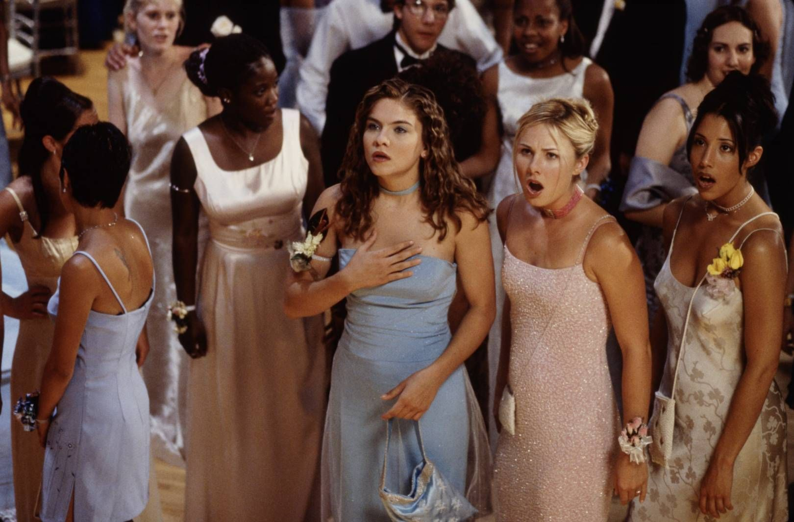 """Jodi Lyn O'Keefe(middle) as Ashley in """"Whatever it Takes"""
