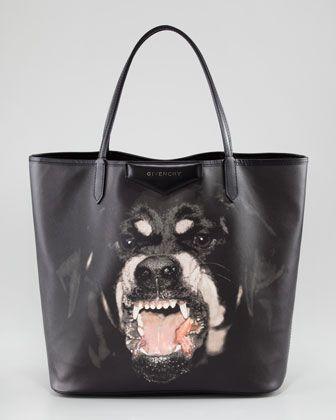 eca720e347b0 Givenchy Antigona Madonna-Print Large Shopper Bag