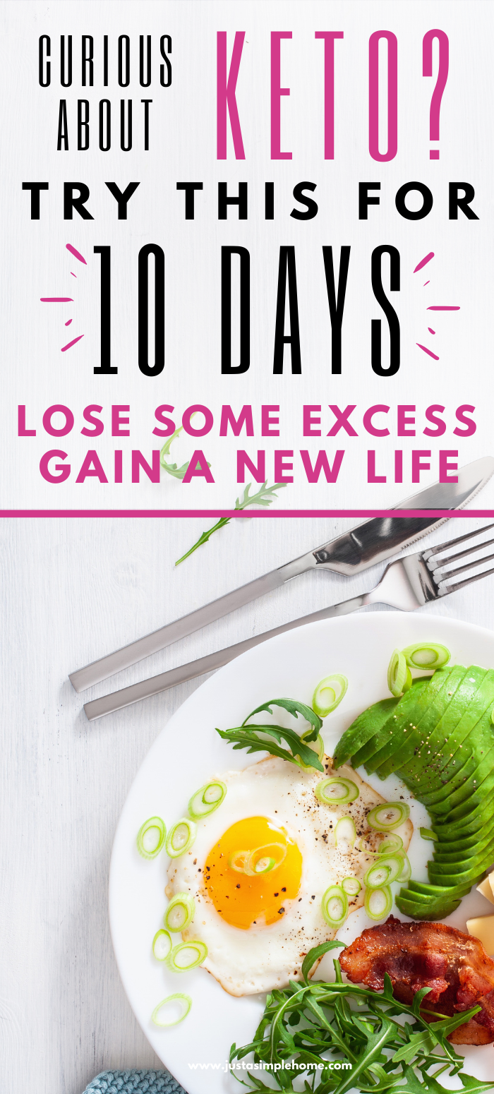 Begin Your 10 Day Keto Experience in 2020 Healthy