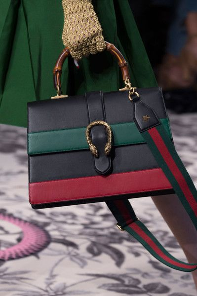 833feb62b33f Gucci at Milan Fashion Week Spring 2016