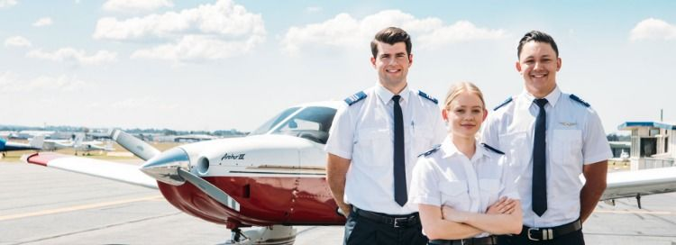 Get Commercial Pilot Training in New Zealand through GSA