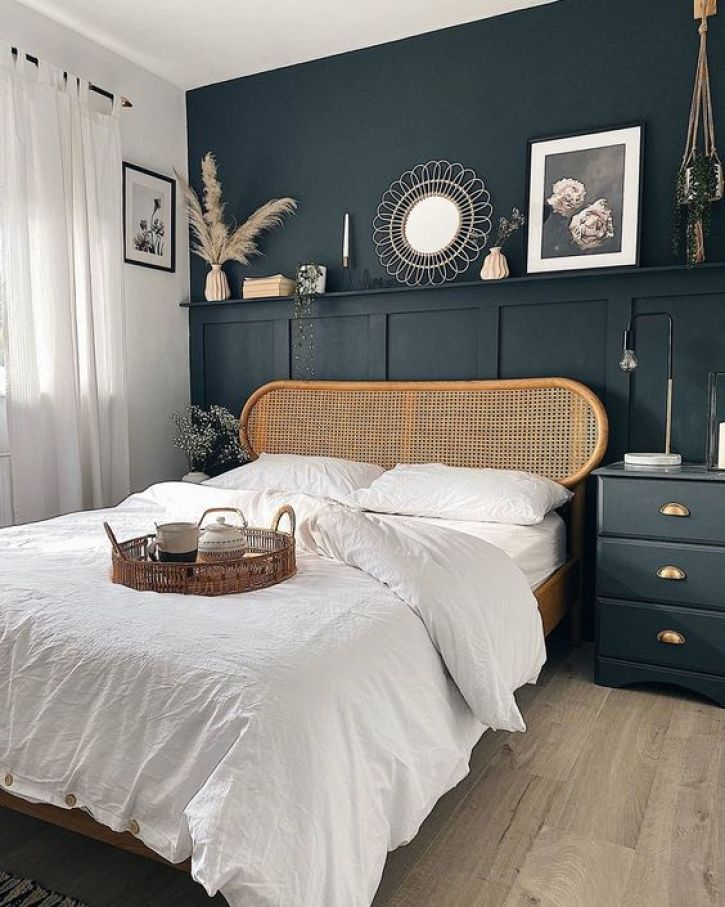 The Colour Collections - How To Use Colour in the Bedroom