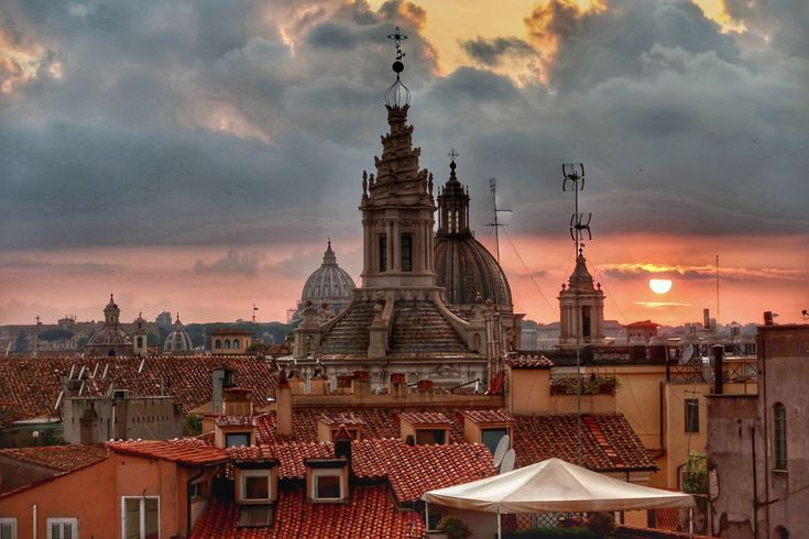 Rome Rooftop Bars - My Top 10 in 2020 | Rooftop bar, Rome ...
