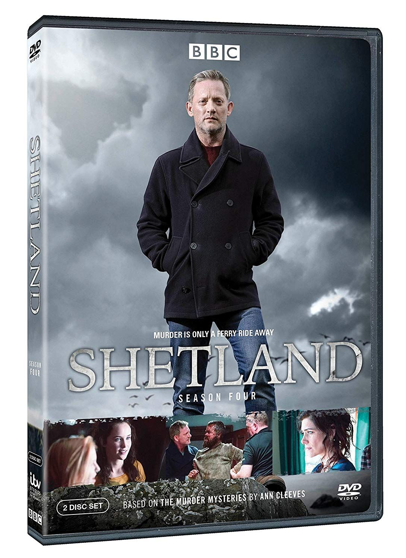 Shetland Season 4 Shetland Crime Novels New Tv Series
