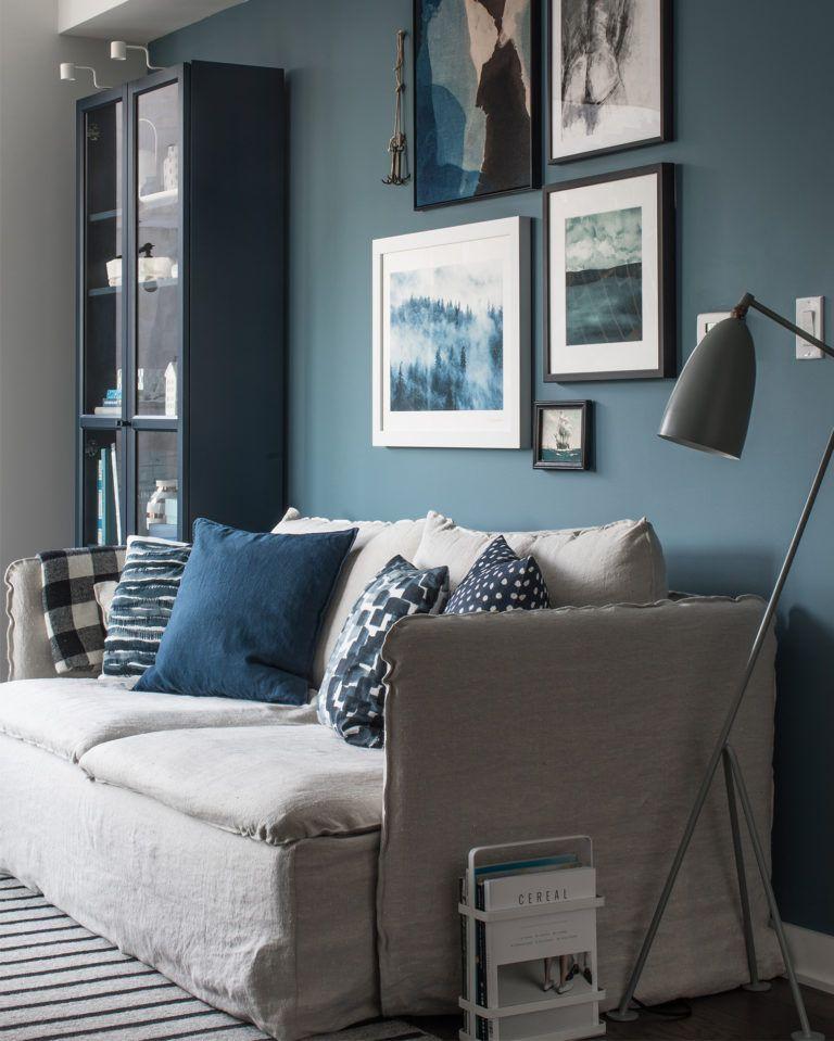 Nyc Apartment Autumn Design Updates Bemz Ikea Soderhamn Sofa